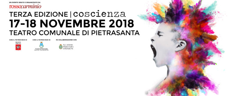 ROSSOCARMINIO PRESENTA SOPHIA 2018