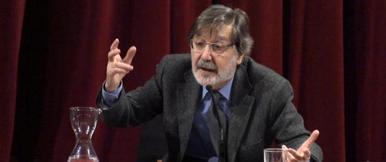MASSIMO MORI, IL FILOSOFO DELLA STORIA A SOPHIA 2018
