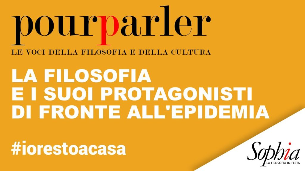 POURPARLER #iorestoacasa