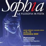 """Sophia 2020, la filosofia """"secondo natura"""""""