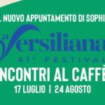 Sophia al Caffè de La Versiliana